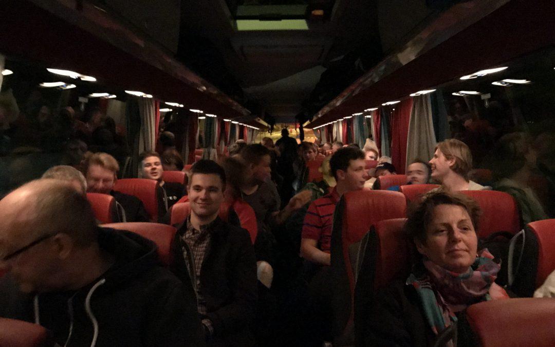 50 dommere på vej til Köln for at heppe på Rene Vejs Jensen!